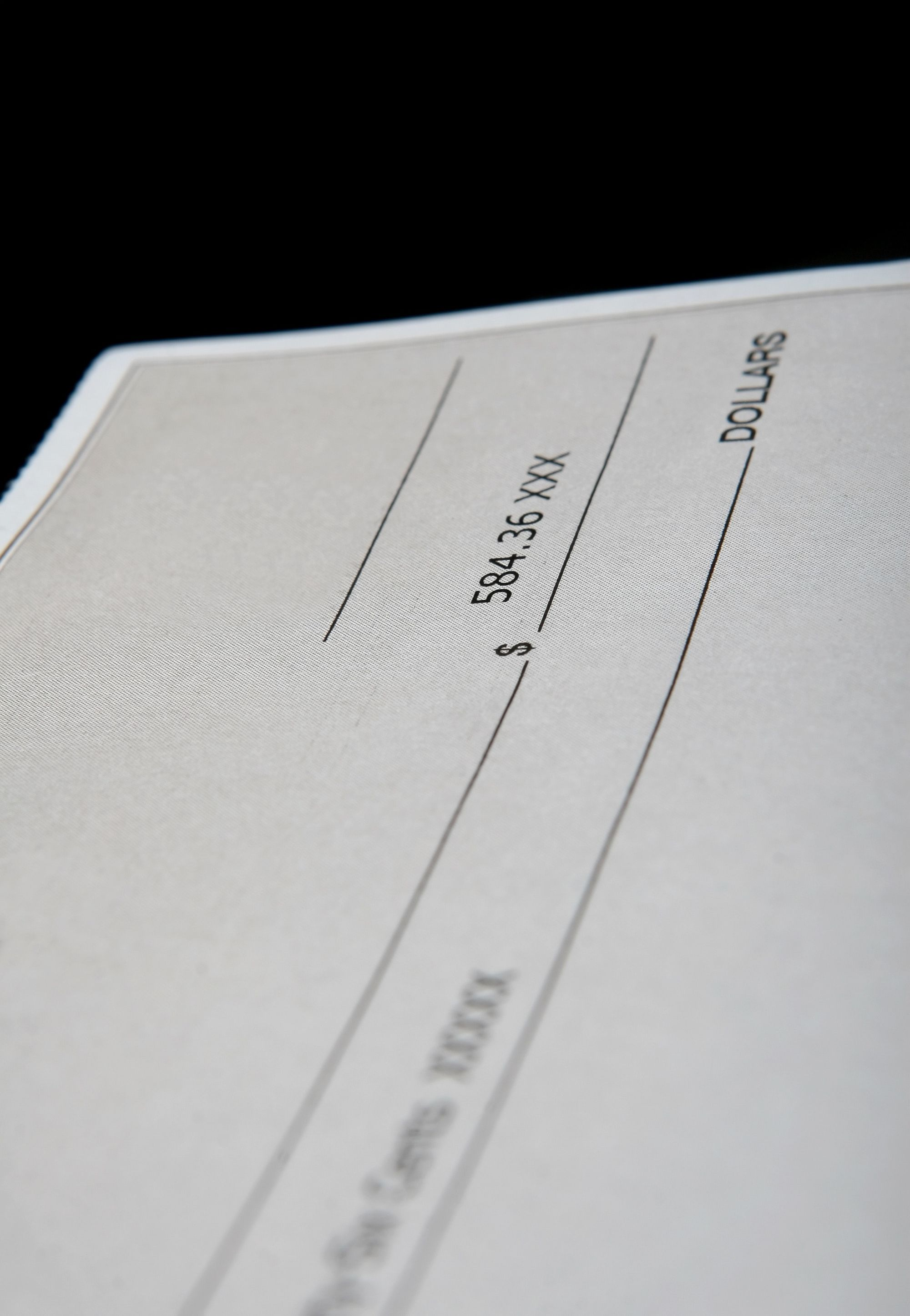 What is the MICR Line on Checks?